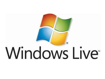 Set up Windows Live.