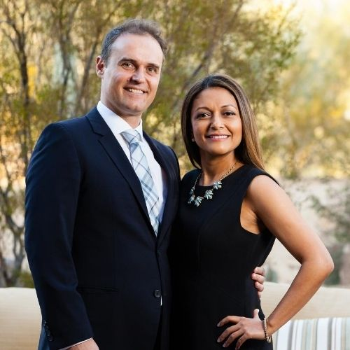 Jack and Michelle Bosch, co-founders of the Land Profit Generator method