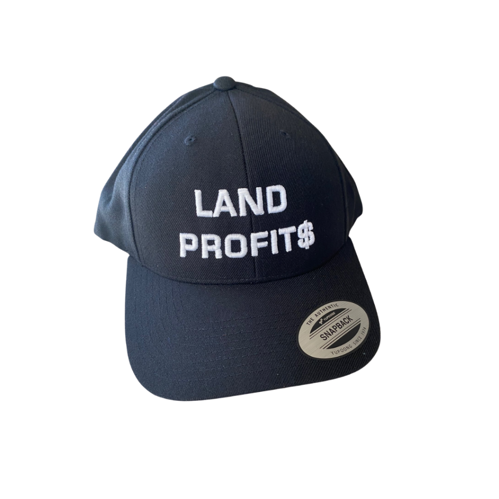 Land Profit Generator Merchandise | Land Profits Hat
