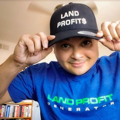 Alex Delacruz, Land Profit Generator  Land Flipping Course Team Member