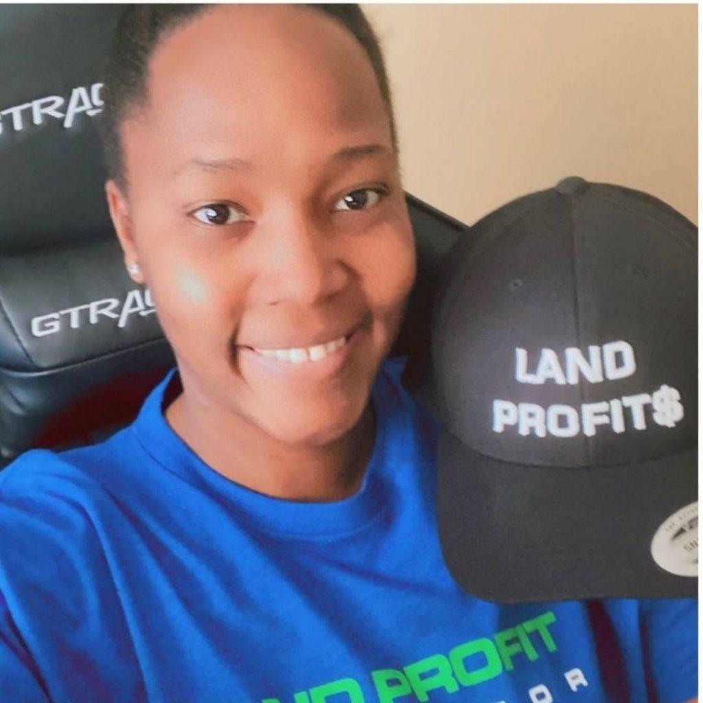 Jasmine Clark, Land Profit Generator  Land Flipping Course Team member