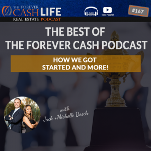 Forever Cash Podcast | Episode 167 | Celebrating 2020 with Land Flipping Success