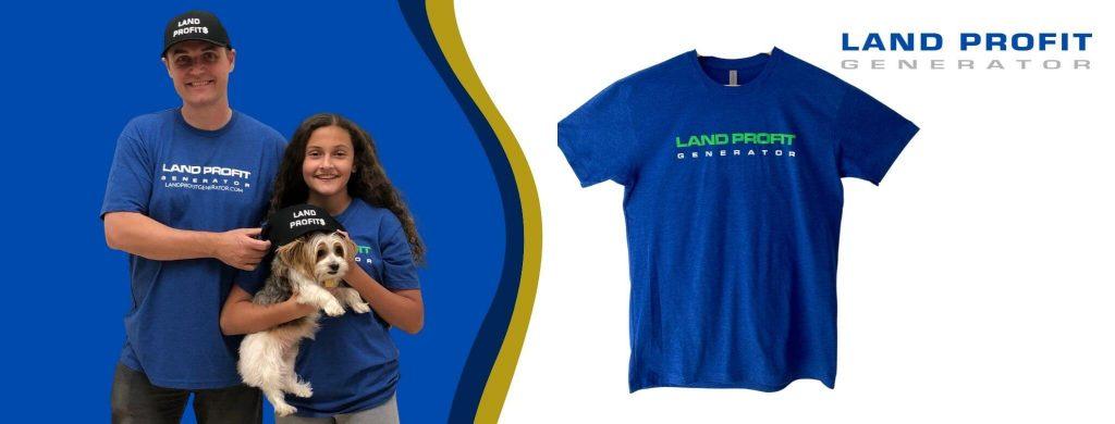 Order you Land Profit Generator Shirt
