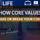 Forever Cash Podcast | Episode 181 | Core Values