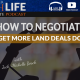 How to renegotiate to close more land deals | Forever Cash Podcast | Episode 193