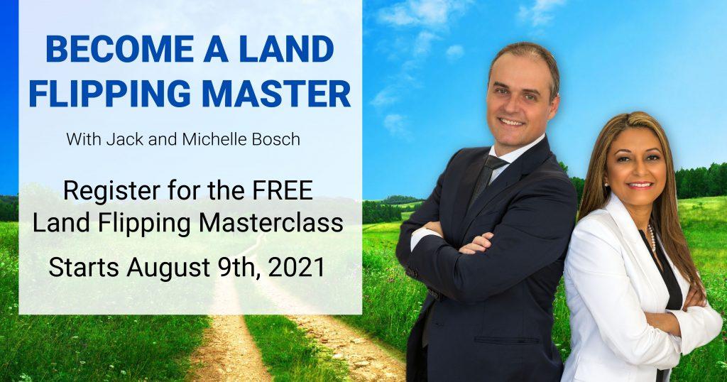 Land Profit Masterclass | August 9th